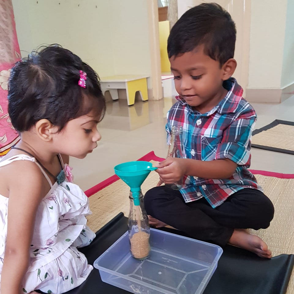 Playschool in Pallavaram
